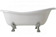 Hopa VICTORIAN STYLE voľne stojaca keramická vaňa 170x80x72cm biela