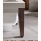 Sapho BENTLEY drevené nohy k vani, 4 ks, frassino scuro