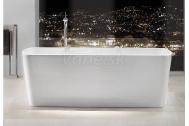 Knief COSY voľne stojaca akrylátová vaňa 180x85x60cm, 300l, biela